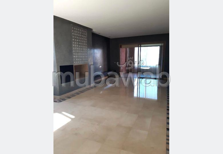 Prestigia Location d'un appartement à Marrakech. 3 belles chambres