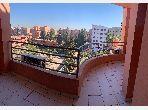 Location d'un appartement à Marrakech. 1 chambre. Meublé