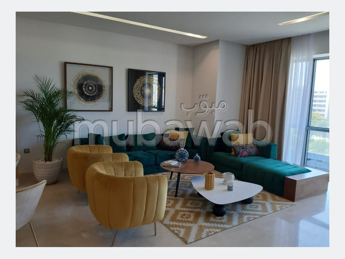 Beautiful apartment for sale in De La Plage. Total area 1 m². Sea view, central heating.