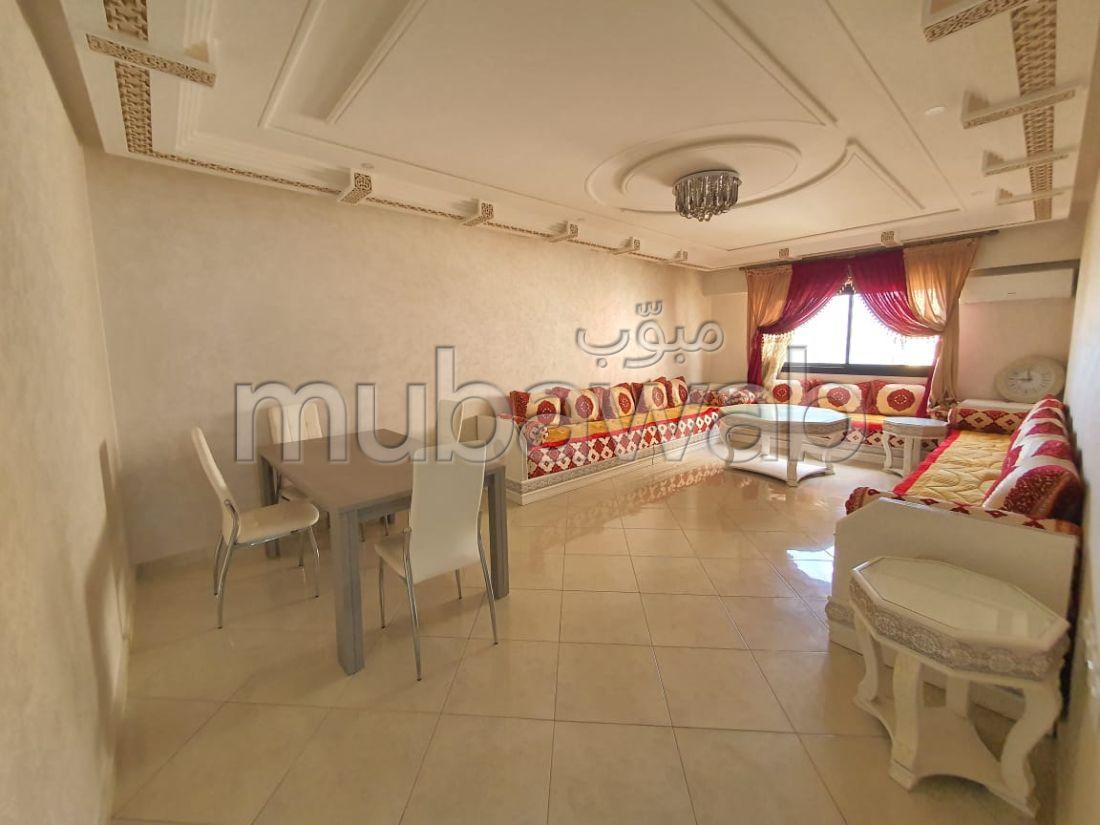 Apartment for sale in De La Plage. Total area 129 m². Lift and parking.