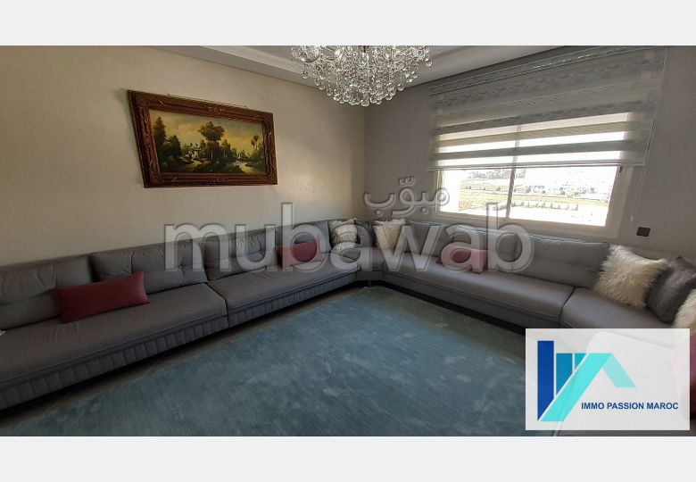 Apartment for sale in Médina. Dimension 103 m². Gardeners, With Lift.