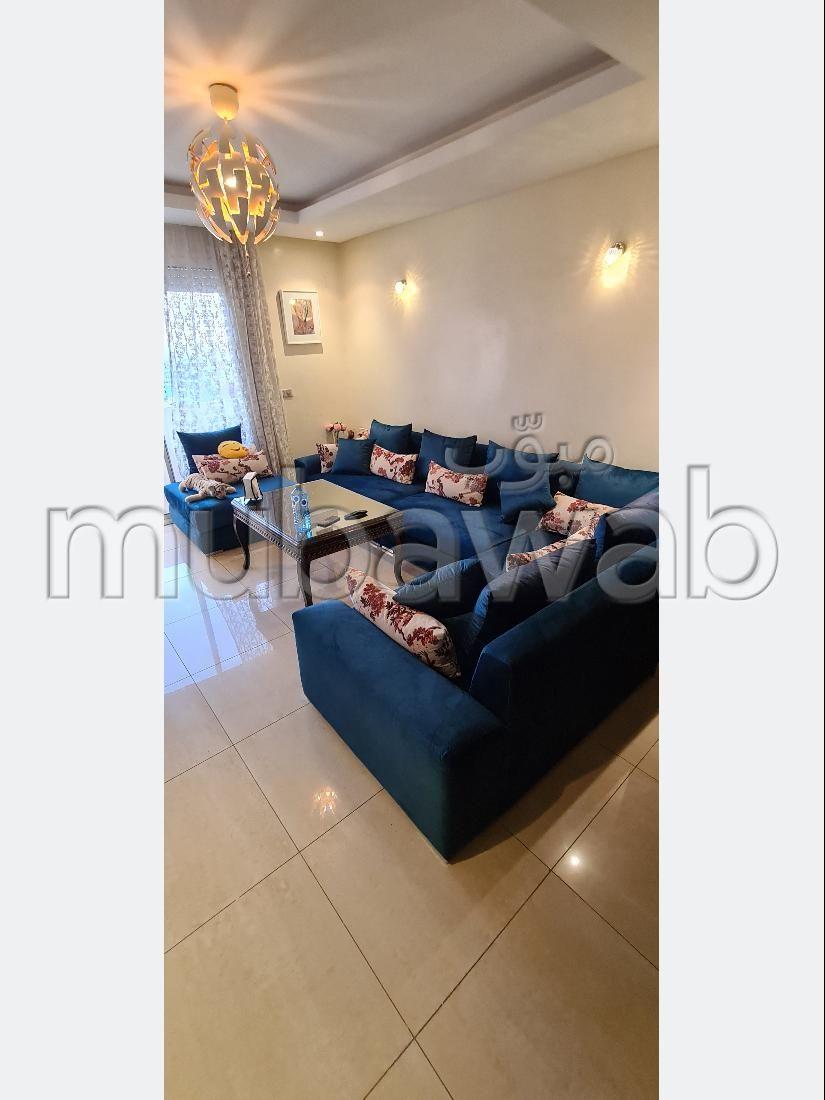 Superbe appartement meublé très proche de la mer