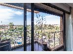 شقة للإيجار بكليز. المساحة الكلية 155 م². مفروشة.