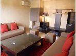 Se alquila este piso en Guéliz. 1 dormitorio. Mobiliario nuevo.