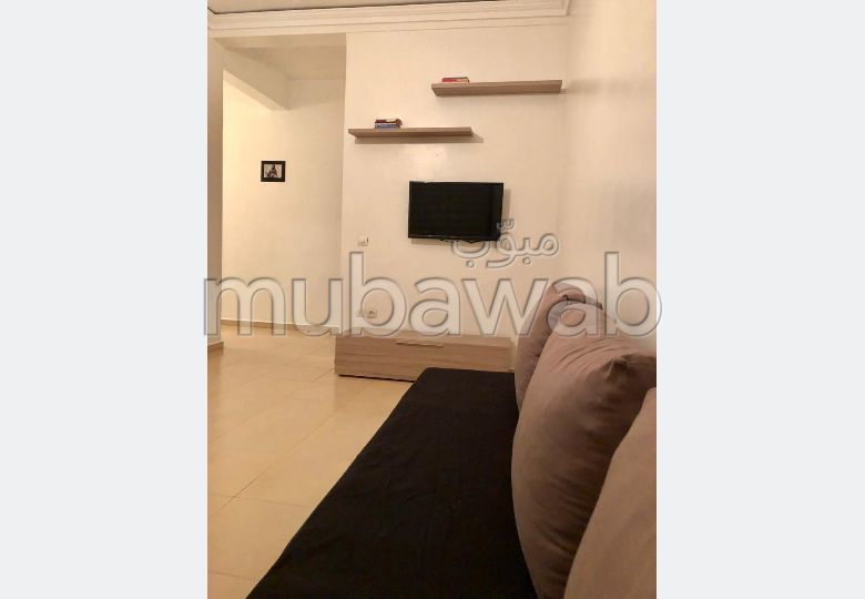 Apartment for sale in Hay Mabrouka. Small area 54 m². No Lift.