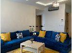 شقة رائعة للإيجار بوسط المدينة. المساحة الإجمالية 70 م². مفروشة.