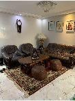 شقة للبيع ب ميموزا. المساحة الإجمالية 154 م². صالة تقليدية ونظام طبق الأقمار الصناعية.