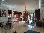 Anfa location magnifique villa 750 m²