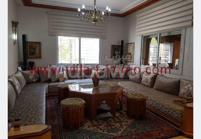 A vendre une belle villa à Tanger, Route de Achaka