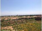 Beau projet sur la route de Fes 21 km de Marrakech
