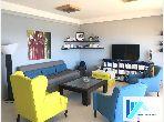 شقة رائعة للايجار ب منار. المساحة الكلية 129 م². مفروشة.