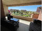 Appartement à louer à Agdal golf City Prestigia