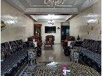 Bel appartement meublé à louer Sis au centre ville