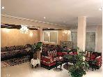 Vente villa de luxe à Hay Haddaouia. 3 pièces confortables. Cheminée et climatisation