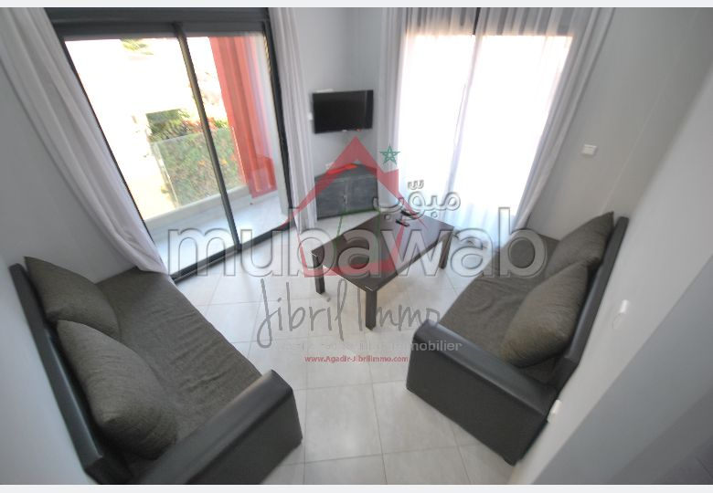Flat for rent in Abattoirs. Surface area 62 m². Terrace.