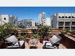 École moliére Duplex avec terrasse a vendre