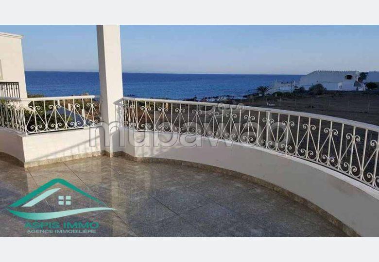 Appartement vue sur mer à plage mansoura kelibia