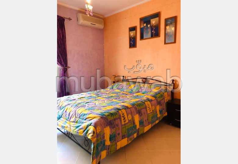 Apartment for sale in Route de Ouarzazate. 2 rooms. Satellite dish and Reinforced door.