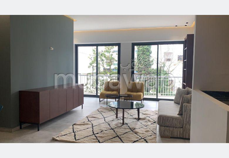 Superbe appartement art déco à louer à Gauthier