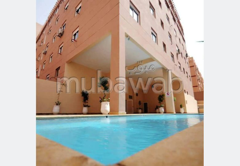 Apartment for rent in Issil. 1 room. Dressing room.
