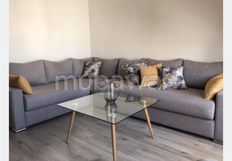 Rent an apartment in Administratif. 3 Studio. Well furnished.