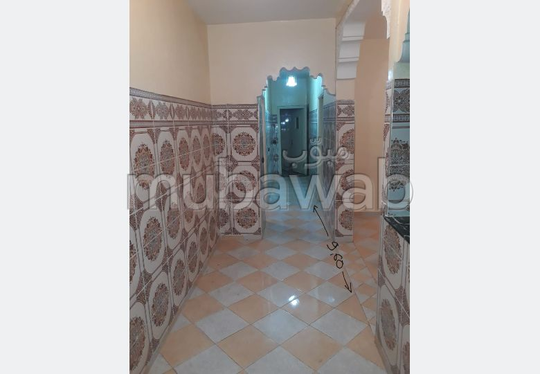 Fabulous apartment for sale in Massira 2. Total area 65 m². Boiler.