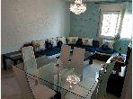 Rent this apartment in Centre. Surface area 75 m². Attic.