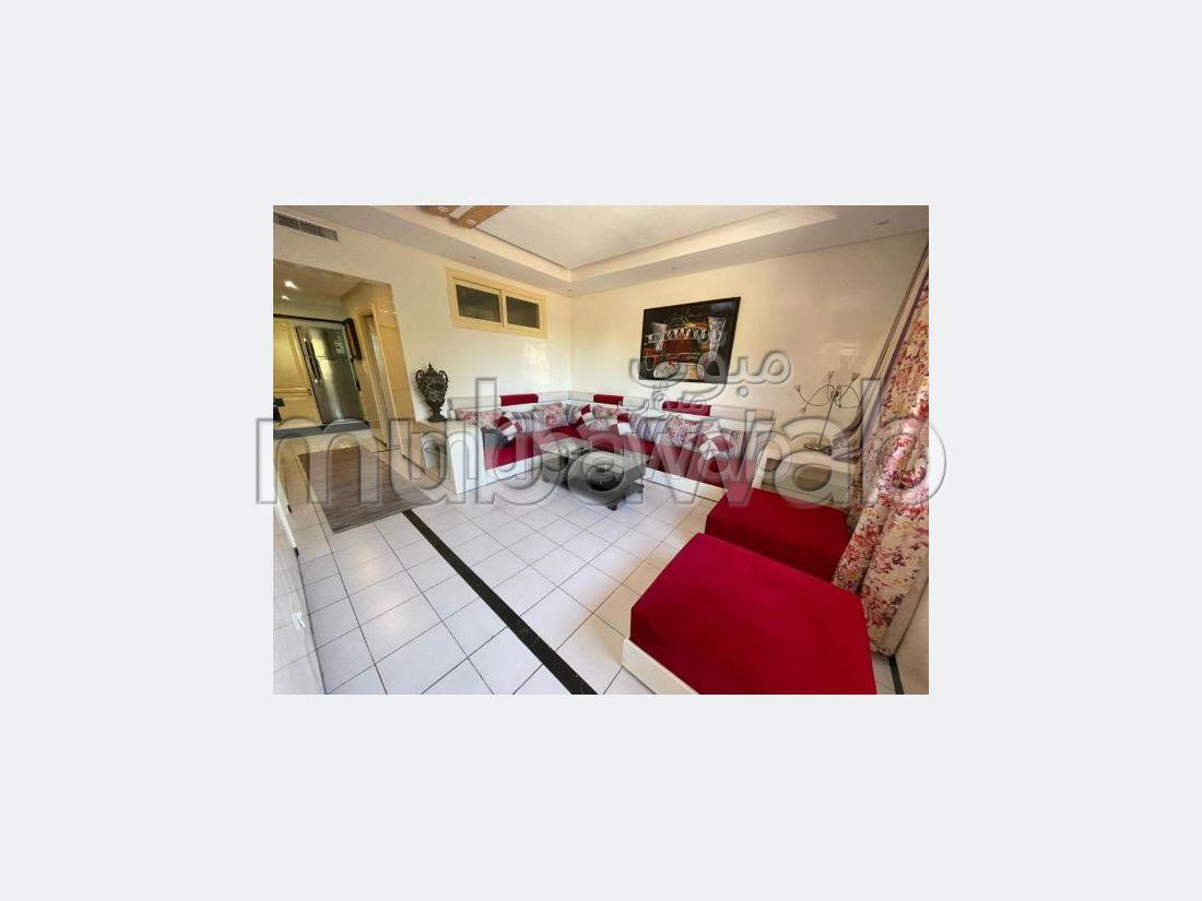 Piso en venta en Hivernage. 2 Suite parental. Plazas de parking y terraza.