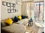 شقة رائعة للإيجار ب بوركون الغربي. المساحة 55 م². مفروشة.