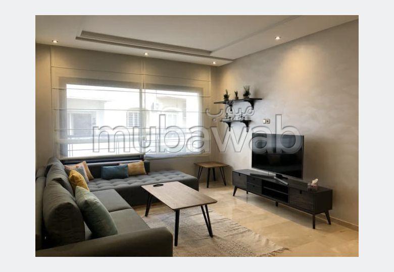 Studio moderne meublé à louer à Racine