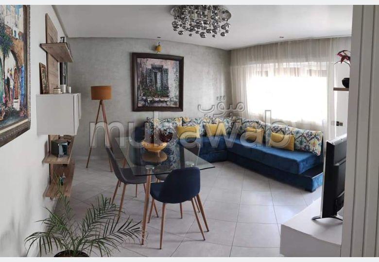 Joli appartement à vendre au Agdal 79m