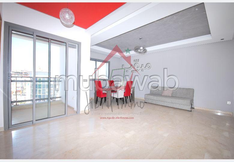 Beau studio 77 m² avenue Hassan II