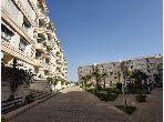 Alquila este piso en Hay Massira. Gran superficie 94 m². Jardín privado, sin ascensor.
