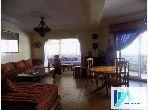 شقة رائعة للبيع ب ايبرية. 3 قطع رائعة. صالون مغربي، و خدمة الأمن والحراسة.