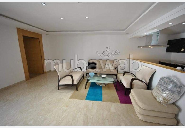 Find an apartment to buy in Maârif Extension. Surface area 96 m².