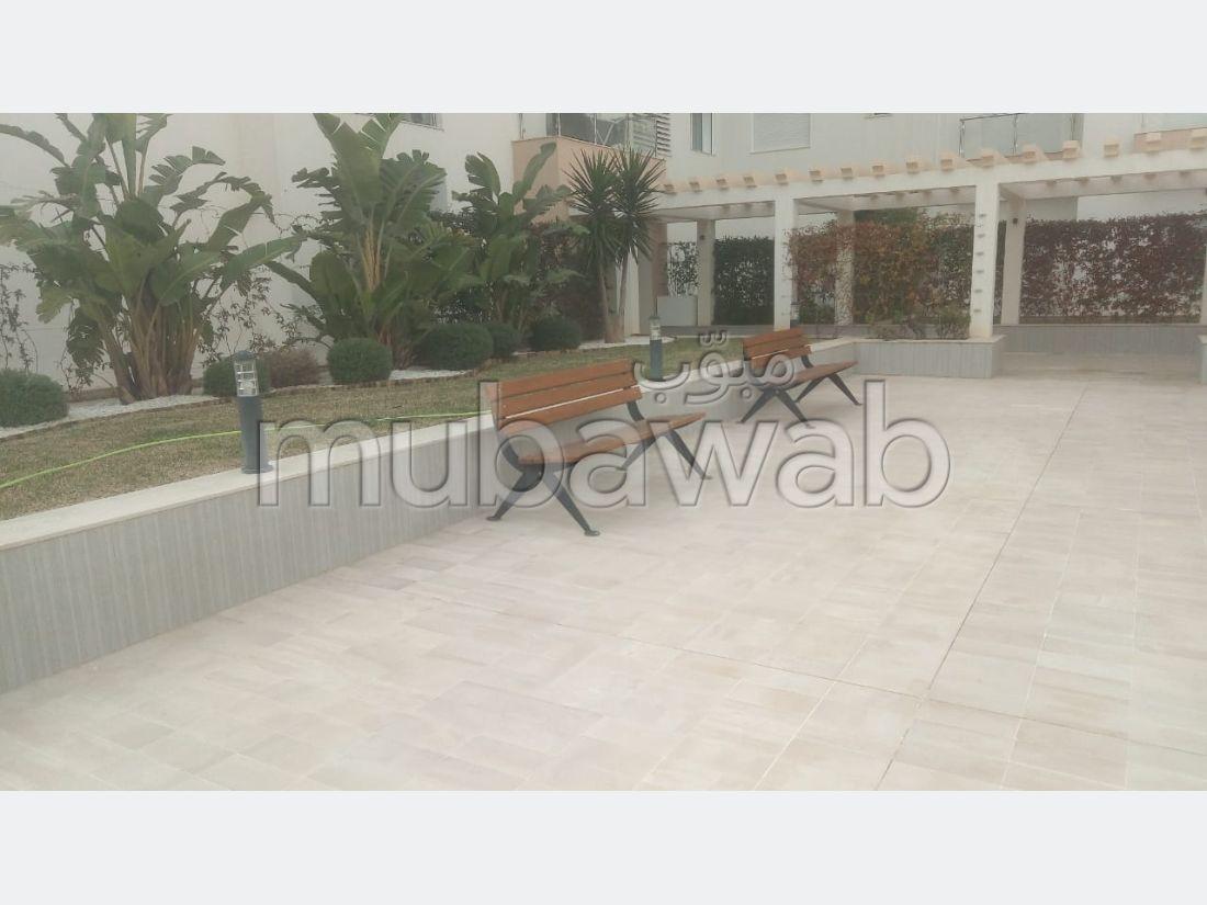 Une magnifique appartement aux jardins de Carthage