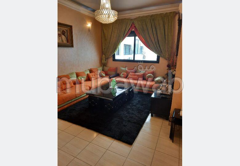 Appartement en location à El Manar El Hank. 2 belles chambres. Ascenseur et stationnement