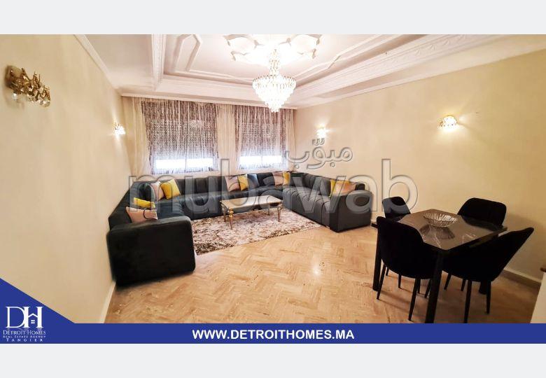 Appartement meublé à la location