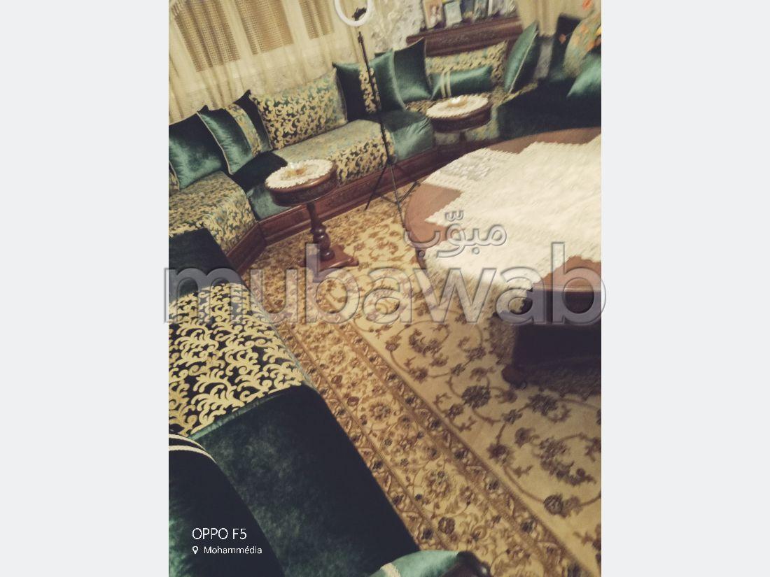 Appartement de vacances à louer à Hassania 1.3 pièces confortables. Meublé