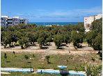 Appartement vide avec vue sur mer à Mansouria