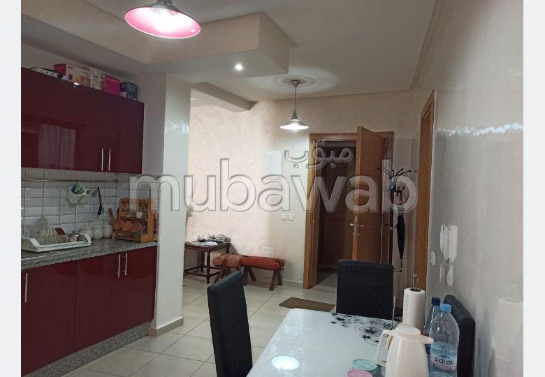 شقة للشراء بوسط المدينة. المساحة الإجمالية 77 م². مصعد.