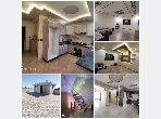 A vendre maison R+2 en excellent état avec terrasse entièrement rénové avec des touches modernes