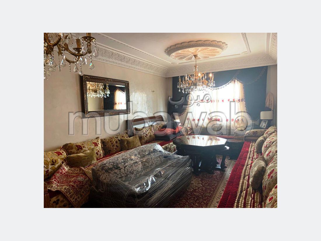 Piso en venta en Iberie. Gran superficie 100 m². puerta de seguridad, residencia cerrada.