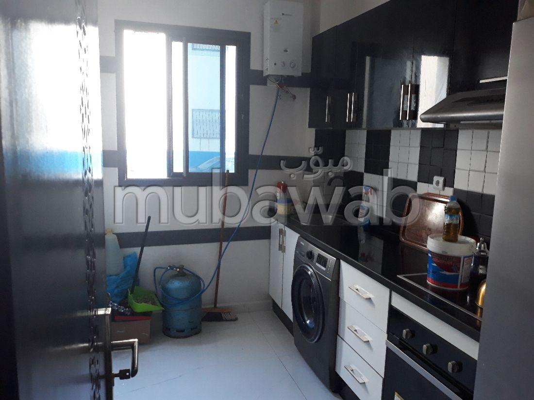 Fabulous apartment for sale in Hay Chmaou. 1 Living area. Stunning sea view, double glazing.