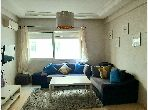 Find an apartment for rent in Quartier du Parc. Area of 80 m². Fully furnished.