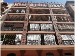 Beautiful apartment for sale in Guéliz. 1 lovely room. Lift and parking spaces.