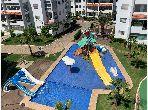 شقة للكراء بلاسييسطا. المساحة الكلية 60 م². خدمة البواب ، حمام سباحة جميل.