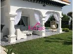 Luxury Villa for sale in Mediouna. Total area 800 m². Beautiful terrace and garden.