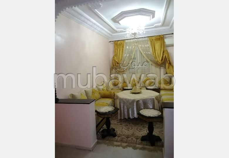 Appartement en vente à M'hamid ma3ttalha