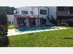 Belle villa avec picine pour vacance ou événement
